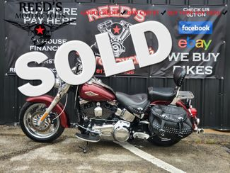 2009 Harley-Davidson Heritage Softail Classic FLSTC | Hurst, Texas | Reed's Motorcycles in Hurst Texas
