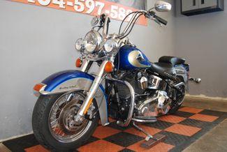 2009 Harley-Davidson Heritage Softail Classic FLSTC Jackson, Georgia 10
