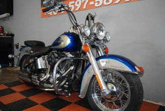 2009 Harley-Davidson Heritage Softail Classic FLSTC Jackson, Georgia 2