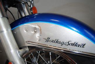 2009 Harley-Davidson Heritage Softail Classic FLSTC Jackson, Georgia 3