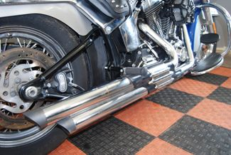 2009 Harley-Davidson Heritage Softail Classic FLSTC Jackson, Georgia 6