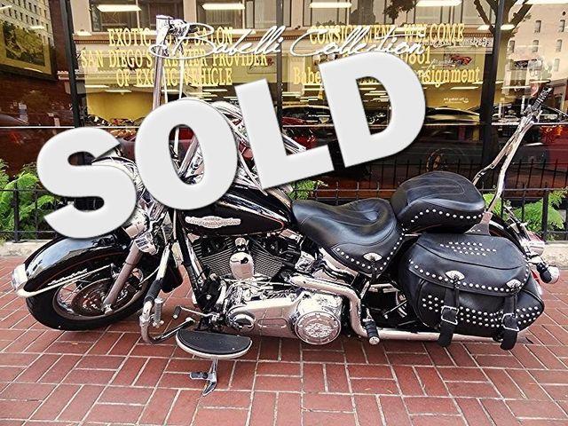 2009 Harley Davidson Heritage Softail Classic La Jolla, Califorina