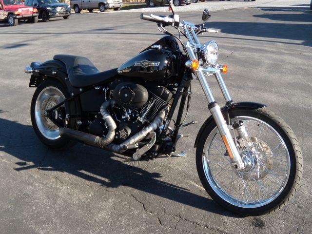 2009 Harley-Davidson Night Train FXSTB