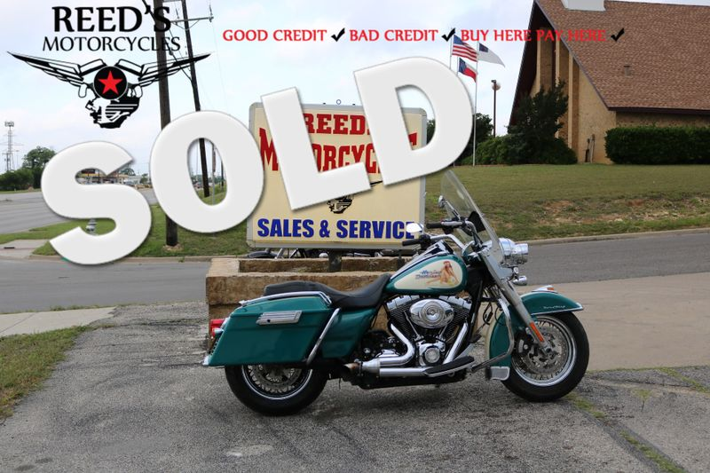 2009 Harley Davidson Road King Classic | Hurst, Texas | Reed's Motorcycles in Hurst Texas