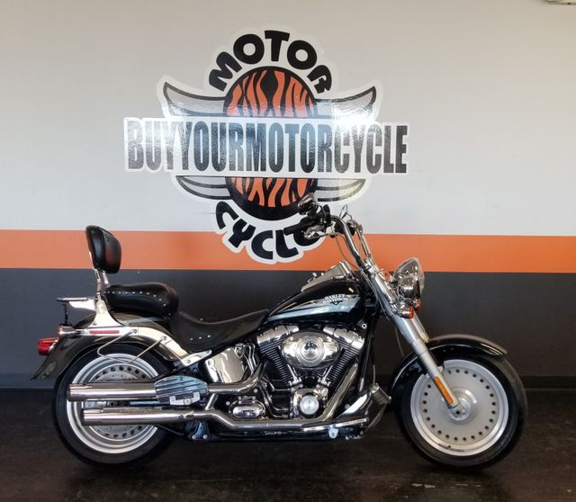 2009 Harley-Davidson Softail® Fat Boy® in Arlington, Texas 76010