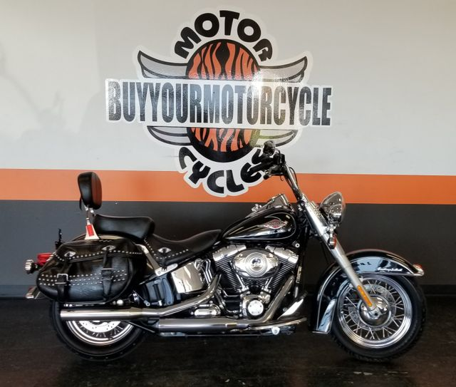2009 Harley-Davidson Softail® Heritage Softail® Classic in Arlington, Texas 76010