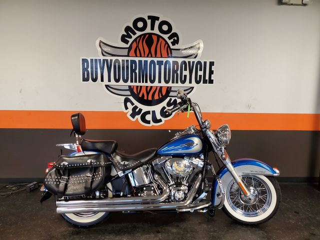 2009 Harley-Davidson Softail® Heritage Softail® Classic in Fort Worth , Texas 76111