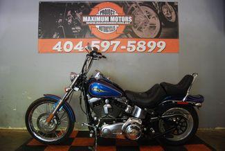 2009 Harley-Davidson Softail Custom FXSTC Jackson, Georgia 8