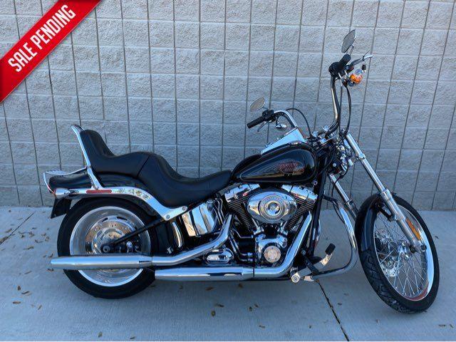 2009 Harley-Davidson Softail Custom FXSTC