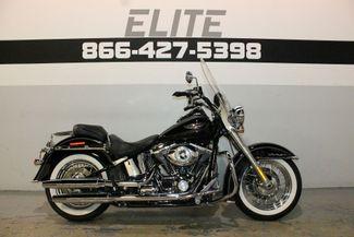 2009 Harley Davidson Softail Deluxe in Boynton Beach, FL 33426