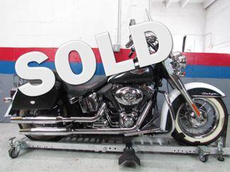 2009 Harley Davidson Softail Deluxe in Dania Beach , Florida 33004