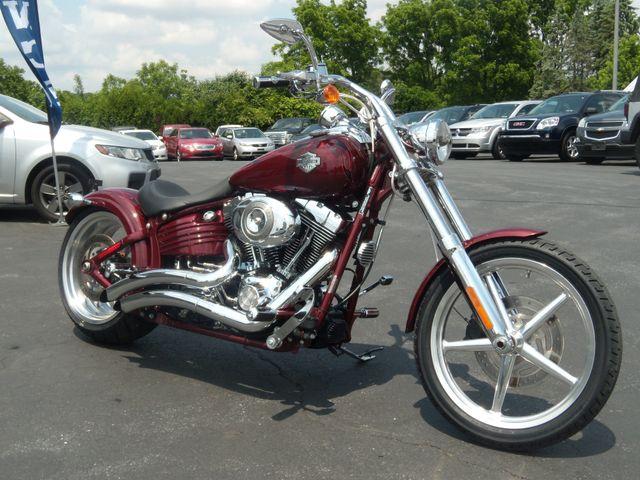 2009 Harley-Davidson Softail® Rocker™ C