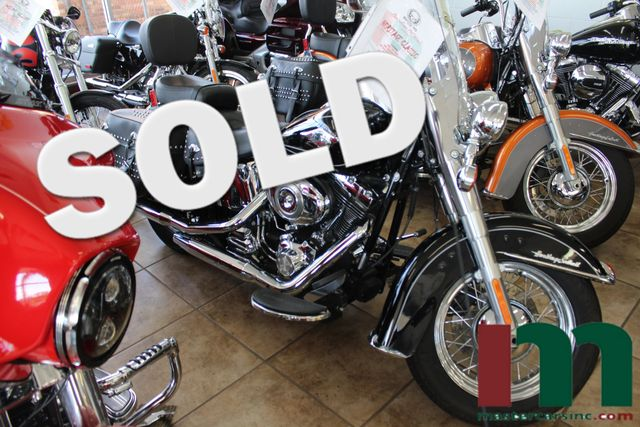 2009 Harley-Davidson Softail® Heritage Softail® Classic | Granite City, Illinois | MasterCars Company Inc. in Granite City Illinois