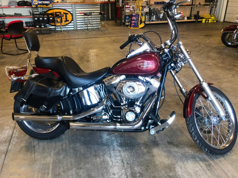 2009 Harley-Davidson Softail Custom  in , Ohio