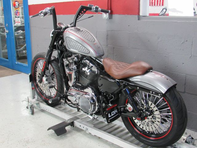 2009 Harley Davidson Sportster 1200 Custom (Rusty Rush) in Dania Beach , Florida 33004