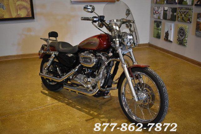 2009 Harley-Davidson SPORTSTER 1200 CUSTOM XL1200C 1200 CUSTOM XL1200C