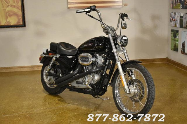 2009 Harley-Davidson SPORTSTER 883 CUSTOM XL883C 883 CUSTOM XL883C in Chicago, Illinois 60555