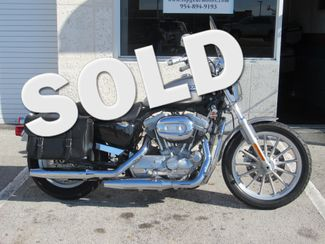 2009 Harley-Davidson Sportster 883 Low in Dania Beach Florida, 33004