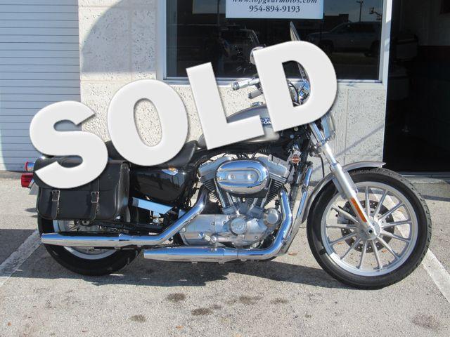2009 Harley Davidson Sportster 883 Low