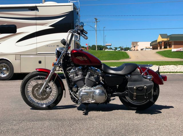 2009 Harley-Davidson Sportster 883L Low XL883L in Jackson, MO 63755