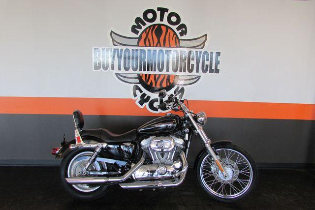 2009 Harley-Davidson Sportster® 883 Custom Arlington, Texas 0