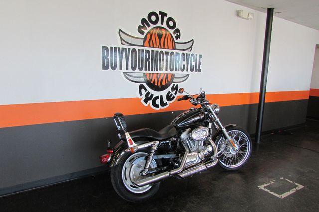 2009 Harley-Davidson Sportster® 883 Custom Arlington, Texas 1