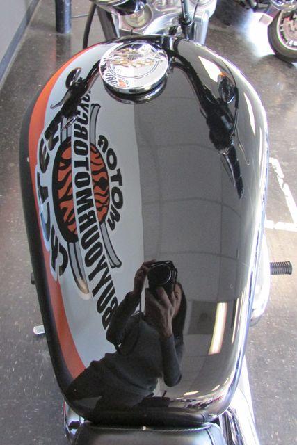2009 Harley-Davidson Sportster® 883 Custom Arlington, Texas 21
