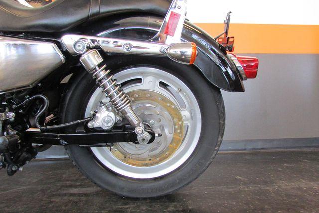 2009 Harley-Davidson Sportster® 883 Custom Arlington, Texas 29
