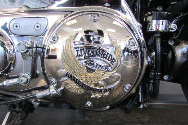 2009 Harley-Davidson Sportster® 883 Custom Arlington, Texas 33