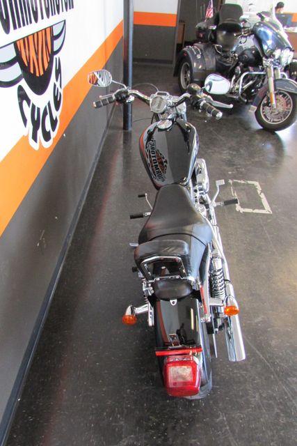 2009 Harley-Davidson Sportster® 883 Custom Arlington, Texas 8