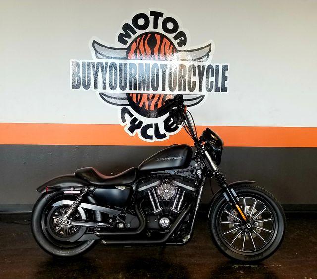 2009 Harley-Davidson Sportster® Iron 883 in Arlington, Texas 76010