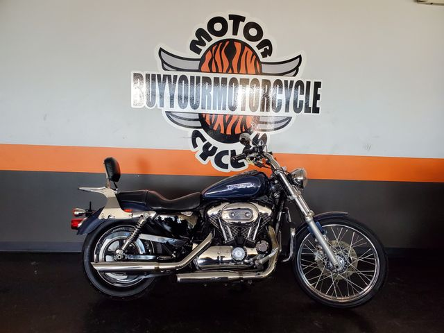 2009 Harley-Davidson Sportster® 1200 Custom in Arlington, Texas 76010