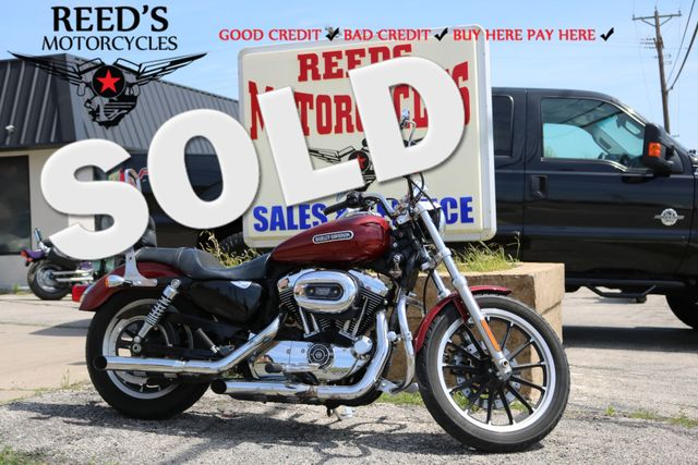 2009 Harley Davidson Sportster 1200 Low | Hurst, Texas | Reed's Motorcycles in Hurst Texas