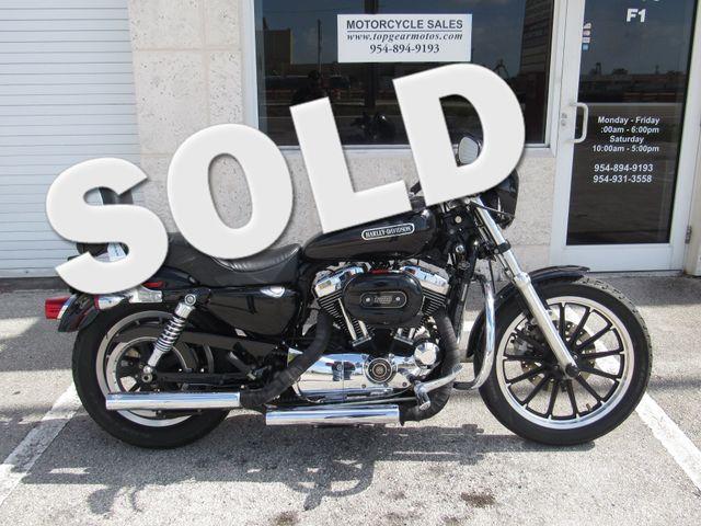 2009 Harley Davidson Sportster XL 1200 Low