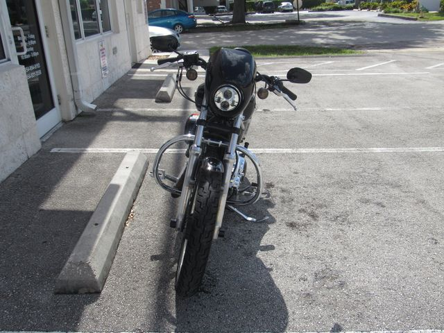 2009 Harley Davidson Sportster XL 1200 Low in Dania Beach , Florida 33004