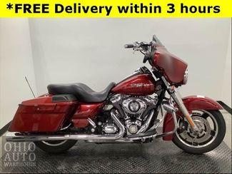 2009 Harley-Davidson Street Glide FLHX Clean Carfax We Finance in Canton, Ohio 44705