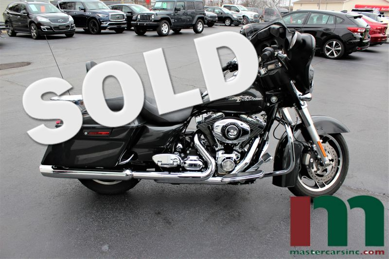 2009 Harley-Davidson Street Glide    Granite City, Illinois   MasterCars Company Inc. in Granite City Illinois
