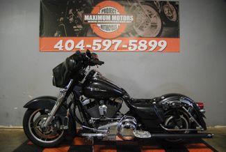 2009 Harley-Davidson Street Glide FLHX Jackson, Georgia 8