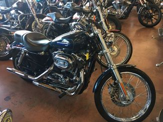 2009 Harley-Davidson XL1200C Sportster 1200 Custom   - John Gibson Auto Sales Hot Springs in Hot Springs Arkansas