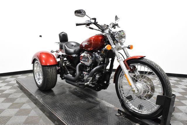 2009 Harley-Davidson XL1200C - Sportster 1200 Custom Trike Trike