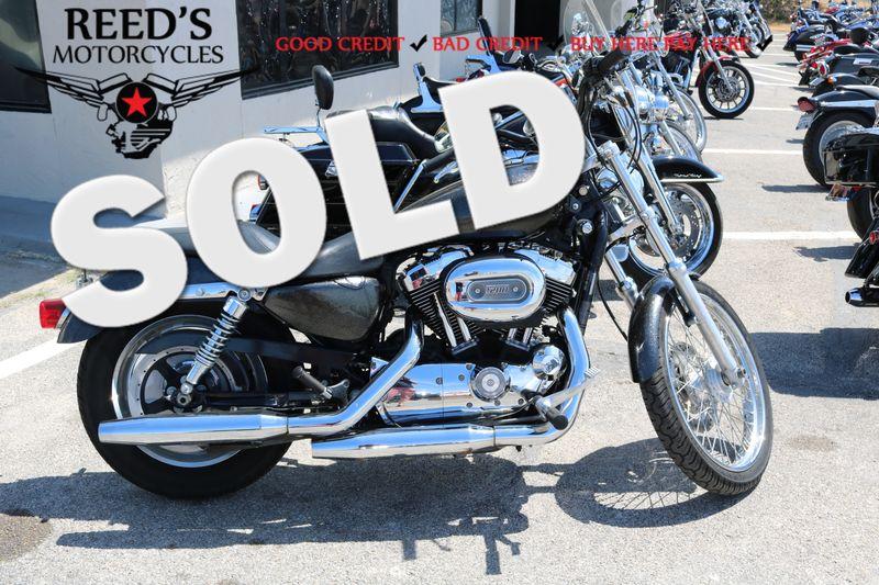 2009 Harley Davidson Sportster 1200 Custom | Hurst, Texas | Reed's Motorcycles in Hurst Texas