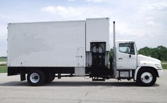2009 Hino 338 CAB AND CHASSIS 121K MI PAPER COLECTOR Lake In The Hills, IL 1