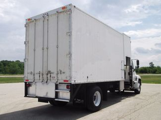 2009 Hino 338 CAB AND CHASSIS 121K MI PAPER COLECTOR Lake In The Hills, IL 2