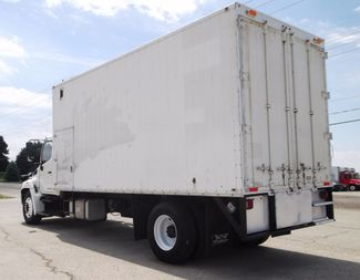 2009 Hino 338 CAB AND CHASSIS 121K MI PAPER COLECTOR Lake In The Hills, IL 4