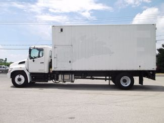 2009 Hino 338 CAB AND CHASSIS 121K MI PAPER COLECTOR Lake In The Hills, IL 5
