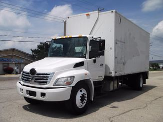 2009 Hino 338 CAB AND CHASSIS 121K MI PAPER COLECTOR Lake In The Hills, IL 6