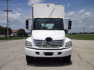 2009 Hino 338 CAB AND CHASSIS 121K MI PAPER COLECTOR Lake In The Hills, IL 7