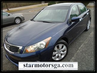 2009 Honda Accord EX-L V6 with NAVIGATION in Alpharetta, GA 30004
