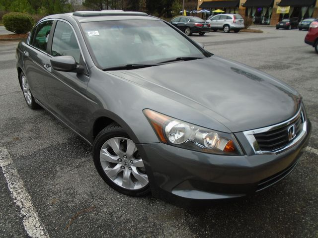2009 Honda Accord EX-L with NAVIGATION in Alpharetta, GA 30004