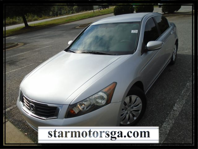 2009 Honda Accord LX with LEATHER